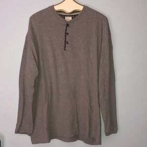Brooks brothers long sleeve sleepwear